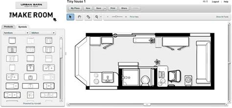 room drawing tool tiny house drafting