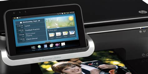 Printer Hp Android hp photosmart estation rocks a 7 quot android touchscreen tested