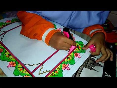 tutorial lukis kaligrafi tutorial lukis kaligrafi islam doovi