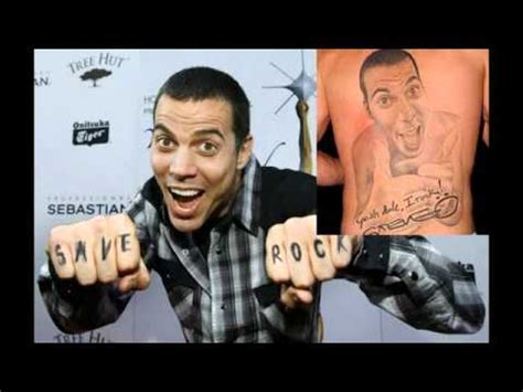 steve o tattoo removal tattoos what do you think about steve o tattoos