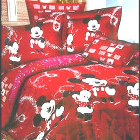 Sprei California Biasa Mickey Mouse sprei motif mickey mouse jepang
