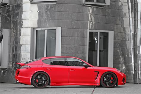 porsche germany anderson germany porsche panamera red