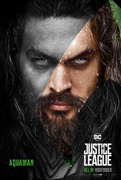 Poster Justice League Aquaman 21 Ukuran 60x90cm Justice League 21 Of 32 Large Poster Image