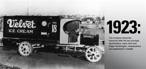 history of kenworth trucks kenworth trucks the world s best