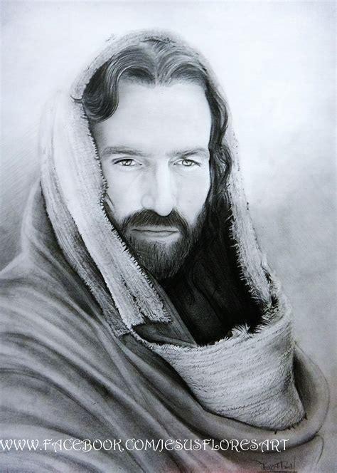 Jesucristo Imagenes A Lapiz | dibujo de jesucristo a l 225 piz concurso pinterest dibujo