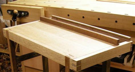 sharpening bench wood working plan a dedicated sharpening bench part 6