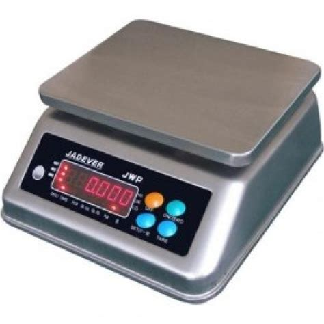 Timbangan Digital Fujitsu jadever jwp waterproof scale timbangan digital