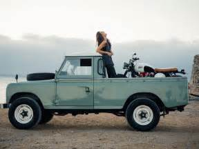 land rover defender series iii from cool vintage columnm