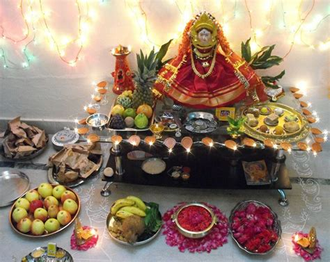 home decoration for puja 8 beautiful diwali puja decoration ideas
