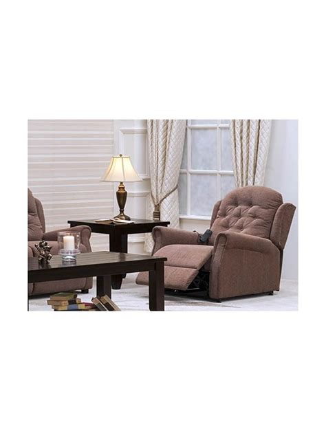 Lift Up Recliner by Emory Electric Lift Up Recliner Brown