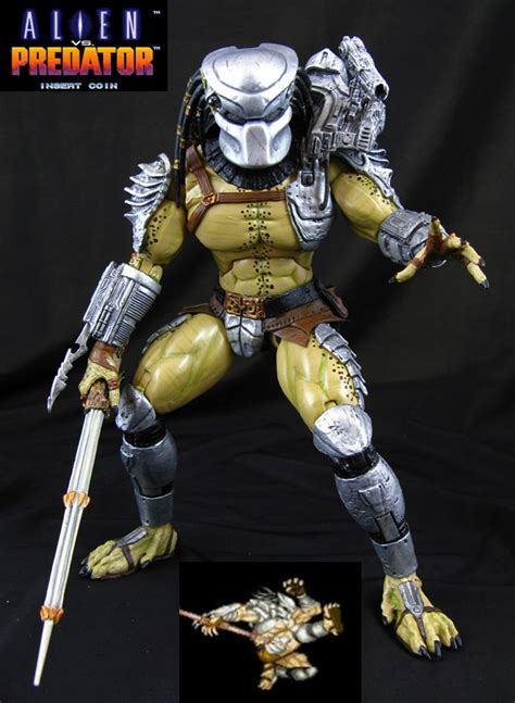 Vs Predator Warrior vs predator arcade warrior figure discussion at toyark