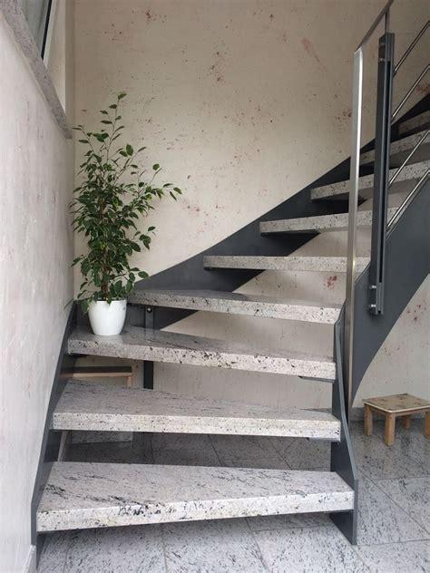 treppen aus stahl metallbau schmutzler treppen aus stahl im innenbereich