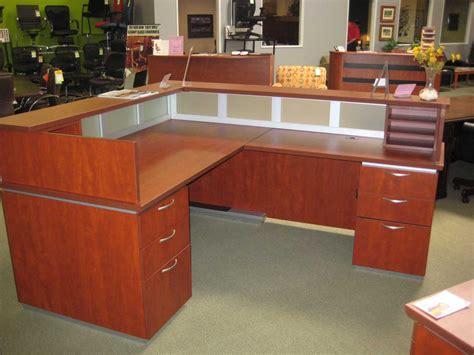 Reception Desk Furniture And Accessories Office Receptionist Desk