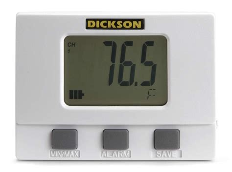 Data Logger Tm320 tm320 display temperature humidity logger dickson