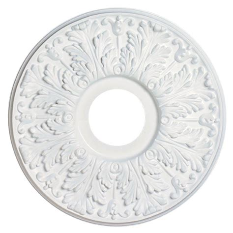 westinghouse 16 in victorian white finish ceiling