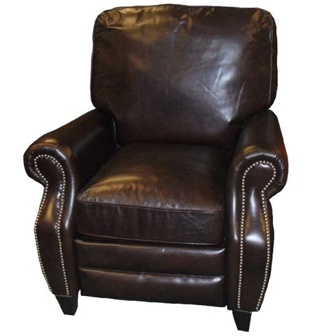 brown leather chair recliner new barcalounger briarwood ii recliner genuine double