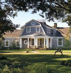 Gambrel Roof Homes Reckless Bliss Hamptons Shingle Style Homes