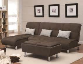 transitional styled sofa sleeper futon bed big city futon