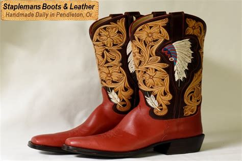 Best Handmade Boots - the best handmade cowboy boots you can buy in oregon