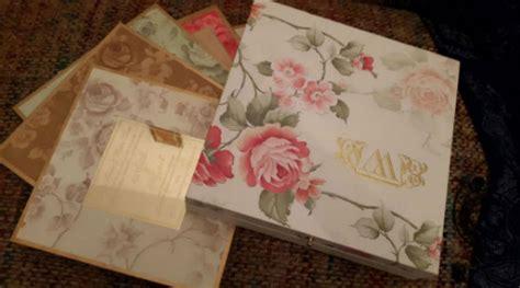 wedding card printers in hyderabad revealed salman khan s arpita s wedding invite
