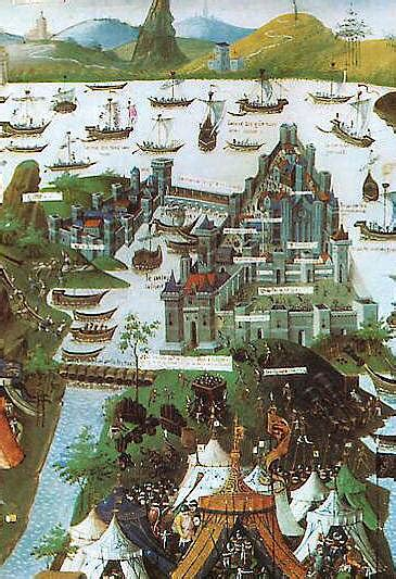 Ottoman Empire 1453 by Fall Of Constantinople