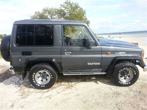 auto air conditioning service 2000 toyota land cruiser electronic throttle control 1988 toyota land cruiser with factory air conditioning diesel no reserve classic toyota land