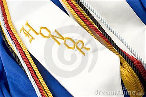 graduating  honors stock photo image