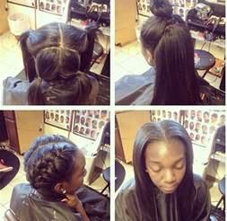 vixen sew in on hair vixen sew in hair pinterest
