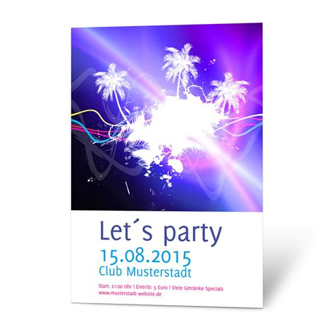 Fotos Drucken Online Express by Partyflyer Und Eventplakate Online Gestalten