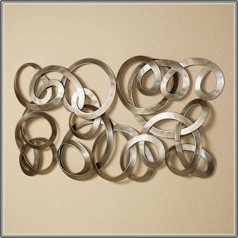 metallic wall decor diy metal wall sculpture designs