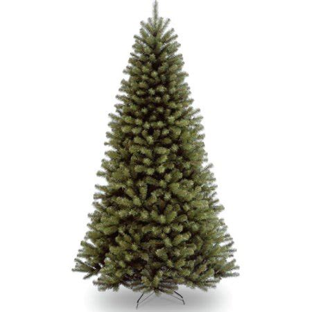 national tree unlit 7 1 2 north valley spruce hinged