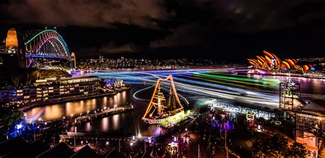 christmas vivid see sydney in colour magazine