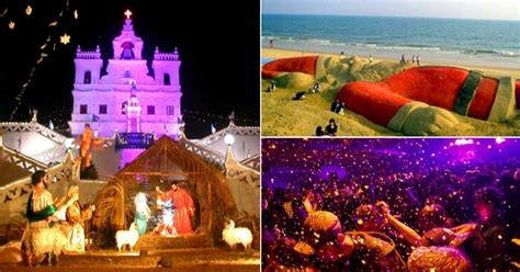 christmas celebration in goa brings you the festivity at