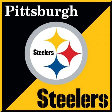 pittsburgh steelers logo google search silhouette steelers logo stencil