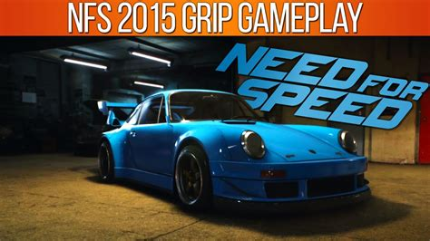 porsche nfs 2015 need for speed 2015 grip gameplay 1974 porsche 911 rsr