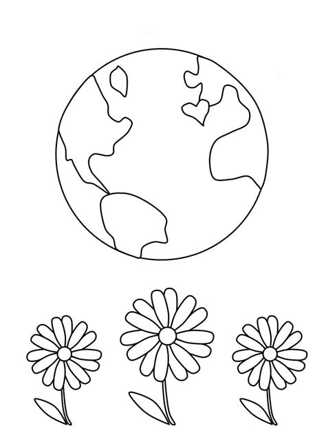 coloring pages of earth to echo eco friendly coloring pages birthday printable