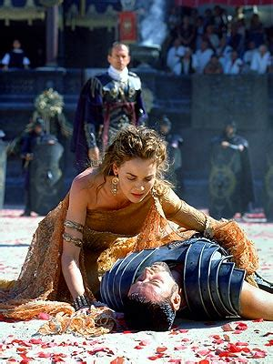 gladiator film actress movies explain the world of writing part ii all about