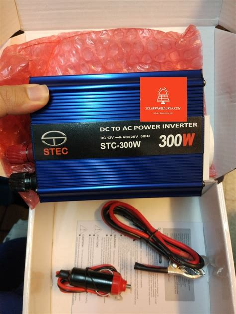 Harga Power Inverter Surabaya jual pembangkit listrik solar cell panel surya solar