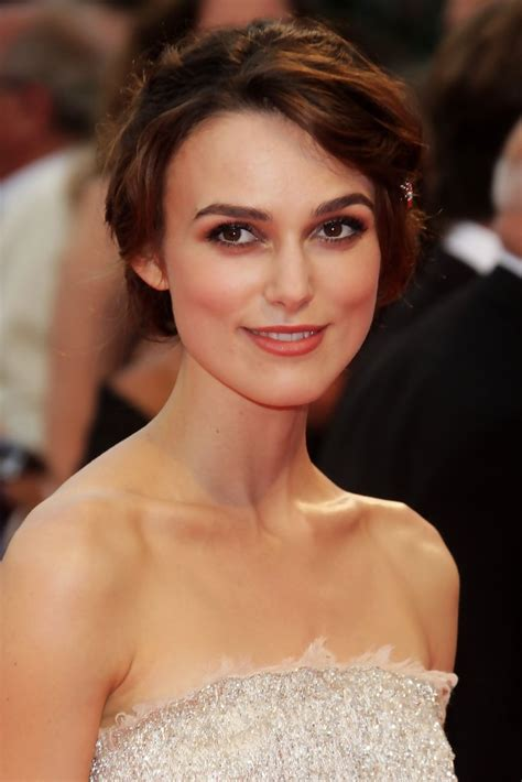 Keira Knightley At The Venice Festival by Keira Knightley Photos Photos 64th Venice Festival