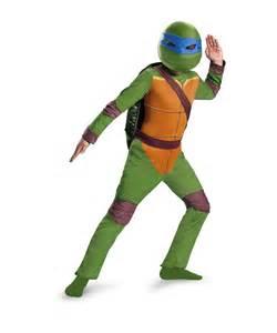 ninja turtles leonardo kids costume boys ninja costumes