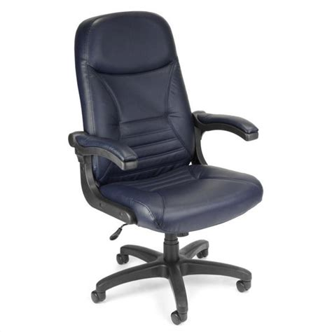 navy office chair navy leather executive office chair 550 l navy