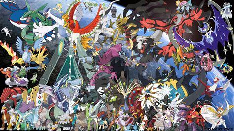 legendarios painting show all legendary todos lospokemon legendarios by
