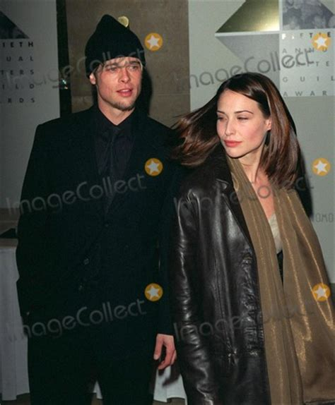 claire forlani and brad pitt relationship photos and pictures 21feb98 actor brad pitt with