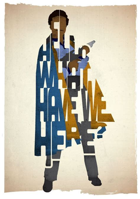 typographic star wars prints featuring iconic characters pin by laura scott on found pinterest