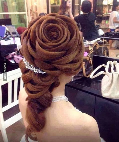 Wedding Hairstyles With Roses by Hochzeit Haar 2052312 Weddbook
