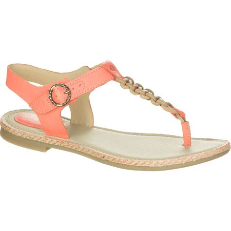 anchor sandals sperry top sider anchor away sandal s