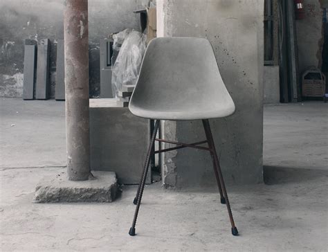 Concrete Chair by D Hauteville Concrete Chair Review 187 The Gadget Flow