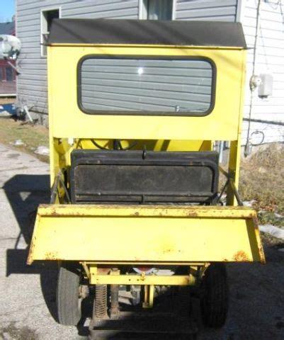 Cushman Truckster Omc Co Lincoln Nebraska Electric 36