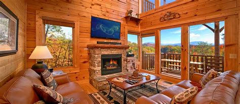 Smoky Mountain Cabins Gatlinburg Tennessee by Accommodations Smoky Mountain Wedding Association