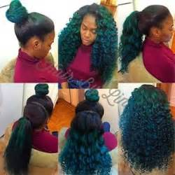 colored sew in 1000 ideas about vixen sew in on sew ins sew